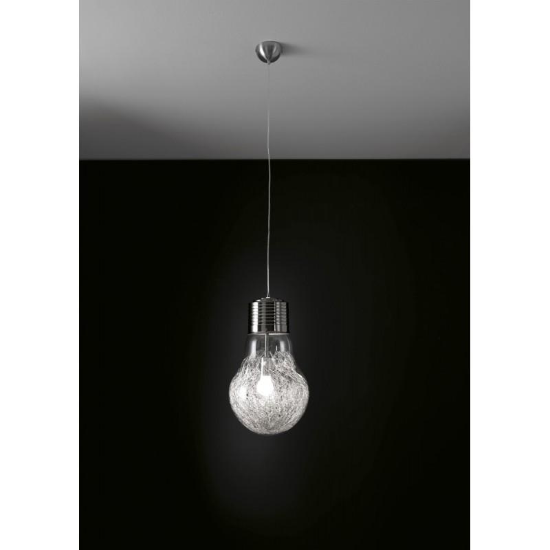 Illuminazione : Lampadario a sospensione Tomasucci Lampadina